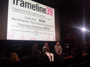 Frameline Q&A